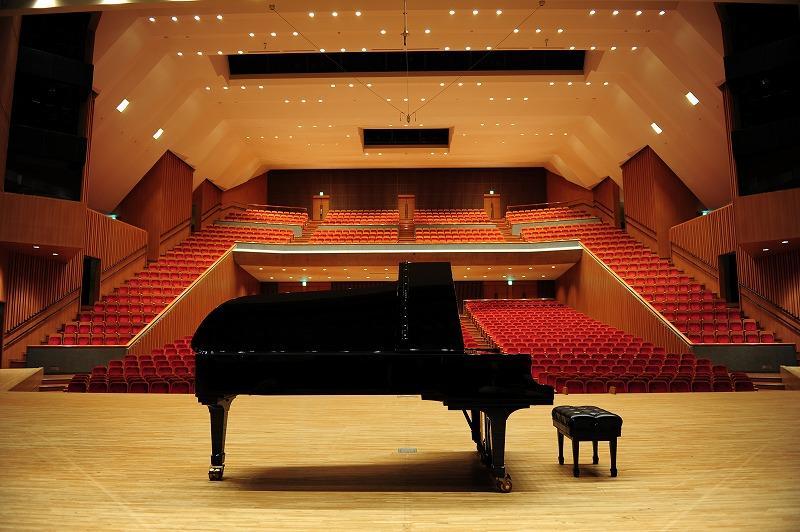 《受付終了》わたしだけのスタインウェイピアノ@大ホール~大ホールでスタインウェイピアノを弾いてみよう♪~