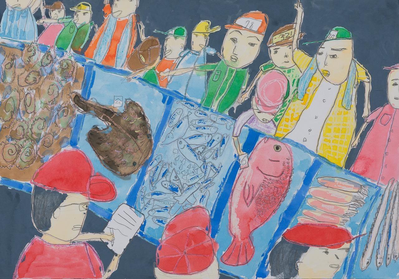 第20回カナガワビエンナーレ 国際児童画展厚木巡回展
